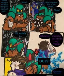 Starbound Vol.16: SK*7 Quits Art Nova this Sux
