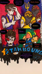 Starbound Vol.17: Knight Fall (KRBAY)