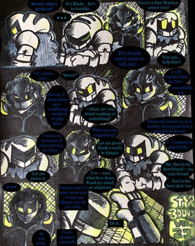 Starbound Vol.21: Warning Shot (Kirby RBAY)