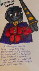 HC Challenge #3: Bayonette Amandi Bio (Kirby RBAY)
