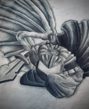 Commission: Meta Knightmare