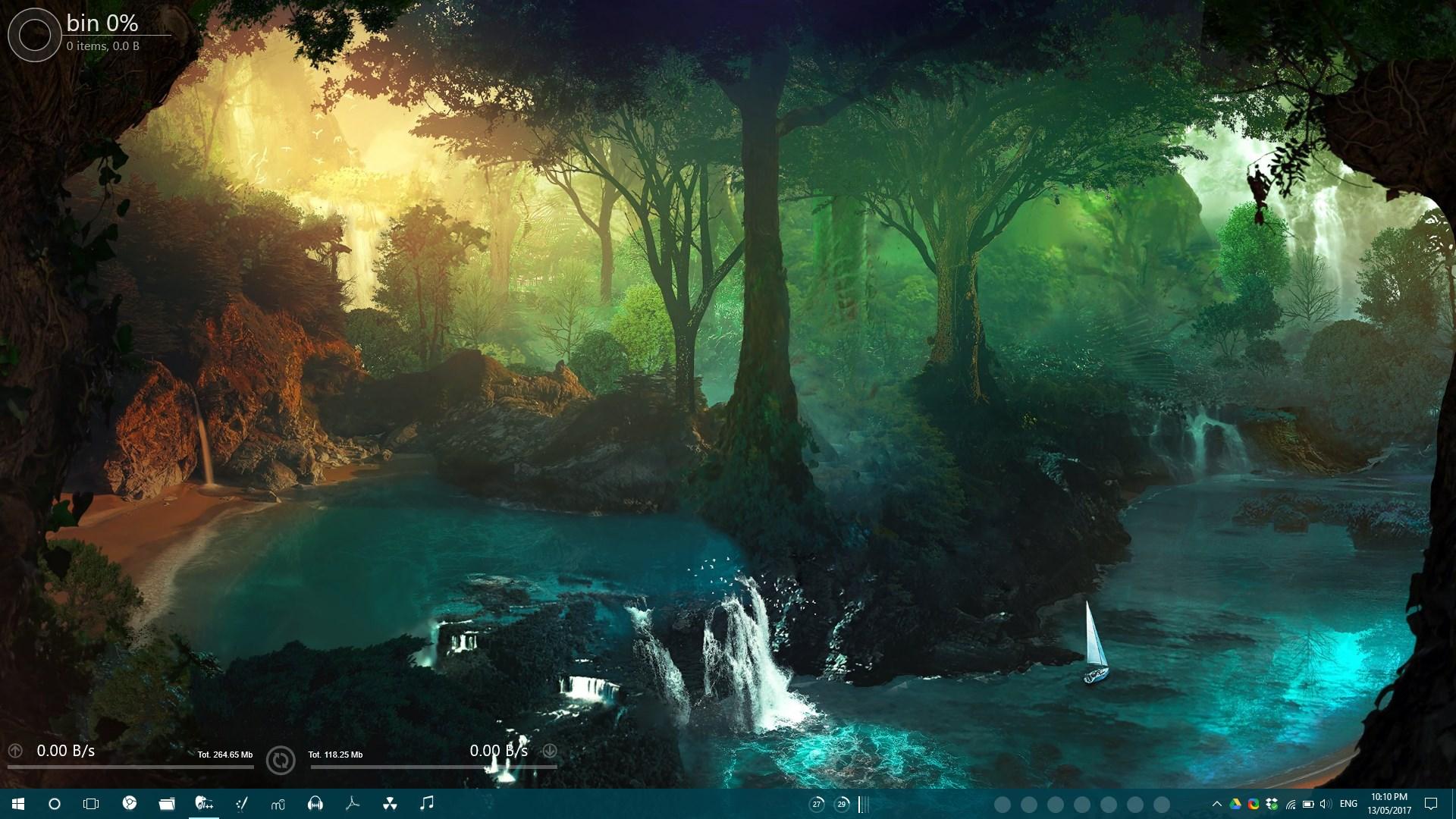 rev3rsor's minimalist desktop! by rev3rsor