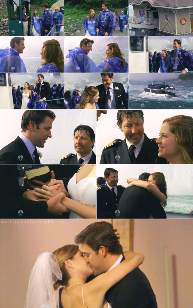 Jim And Pam Wedding.The Office Jim And Pam Wedding By Juanitothevampire On Deviantart