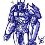 .Optimus Prime.