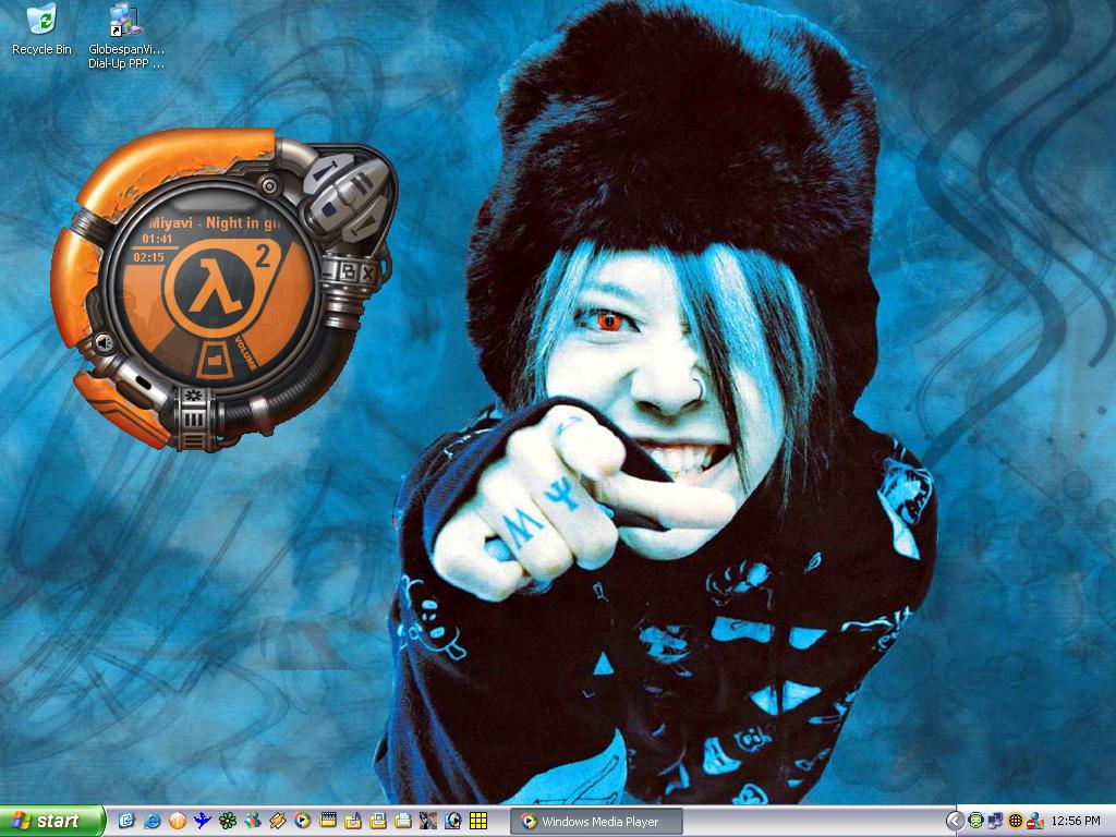 My Miyavi Desktop by VictorianDame