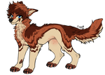 Canine Adopt #25 OPEN