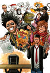 Nostalgia Critic Art Contest