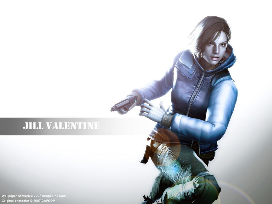 jill valentine wallpaper 14 - photo #42