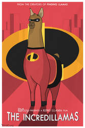 The Incredibles, Llama Parody by Pingonaut