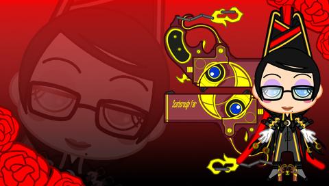 Bayonetta: Cute Version by nicoyguevarra