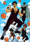 Dragon Ball Z 3rdGen of Heroes
