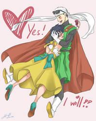 DBZ The Proposal