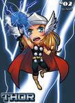 Chibi Fanart Thor