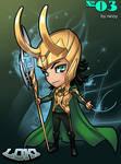 Chibi Fanart Loki