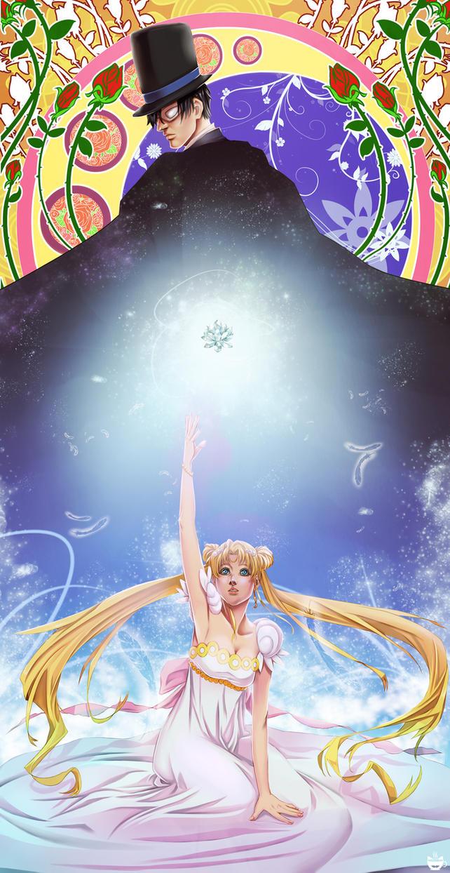Princess Serenity's Silver Crystal by nicoyguevarra
