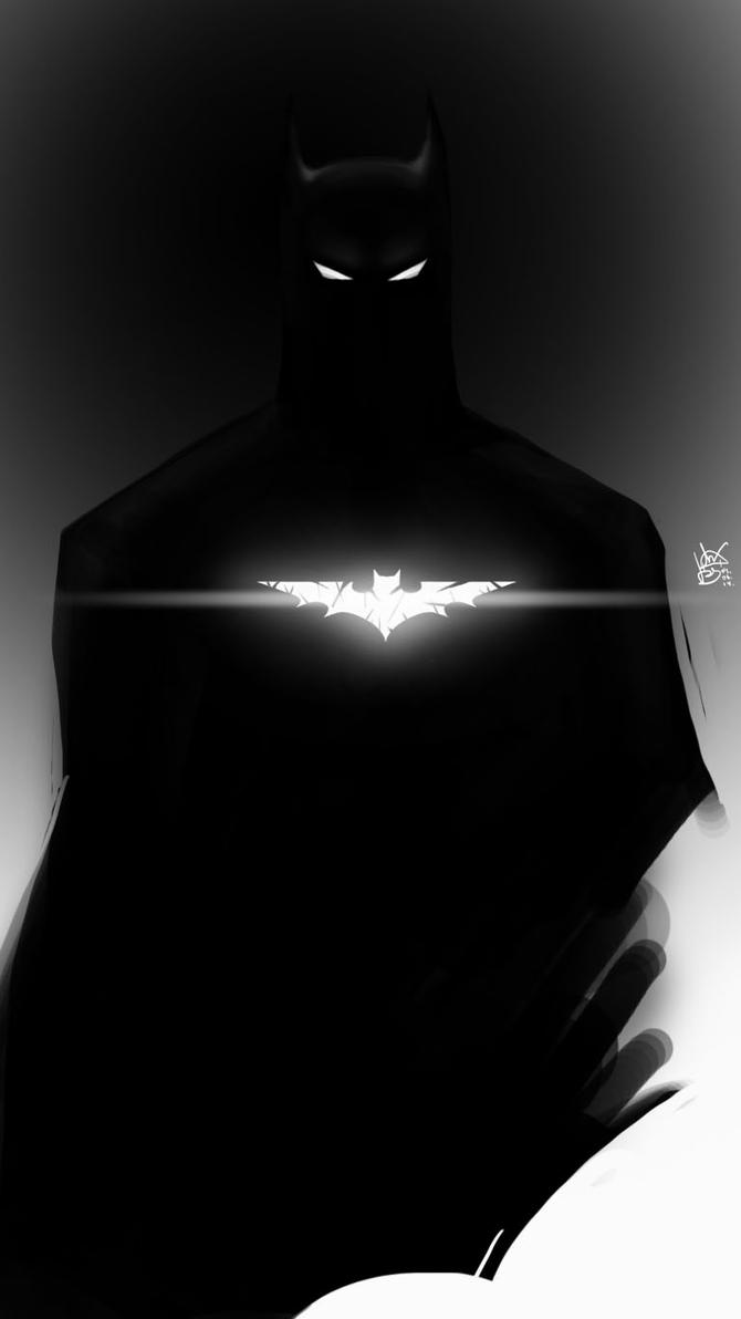 The Dark Knight by Diyriko