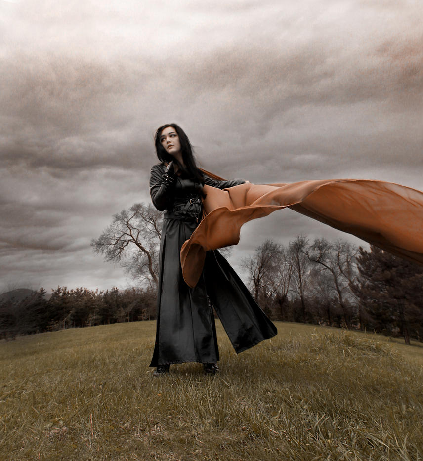 Thunderstorm going... by Diyriko