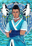 Sokka of the Southern Water Tribe