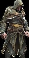 Ezio In Master Assassin Armor