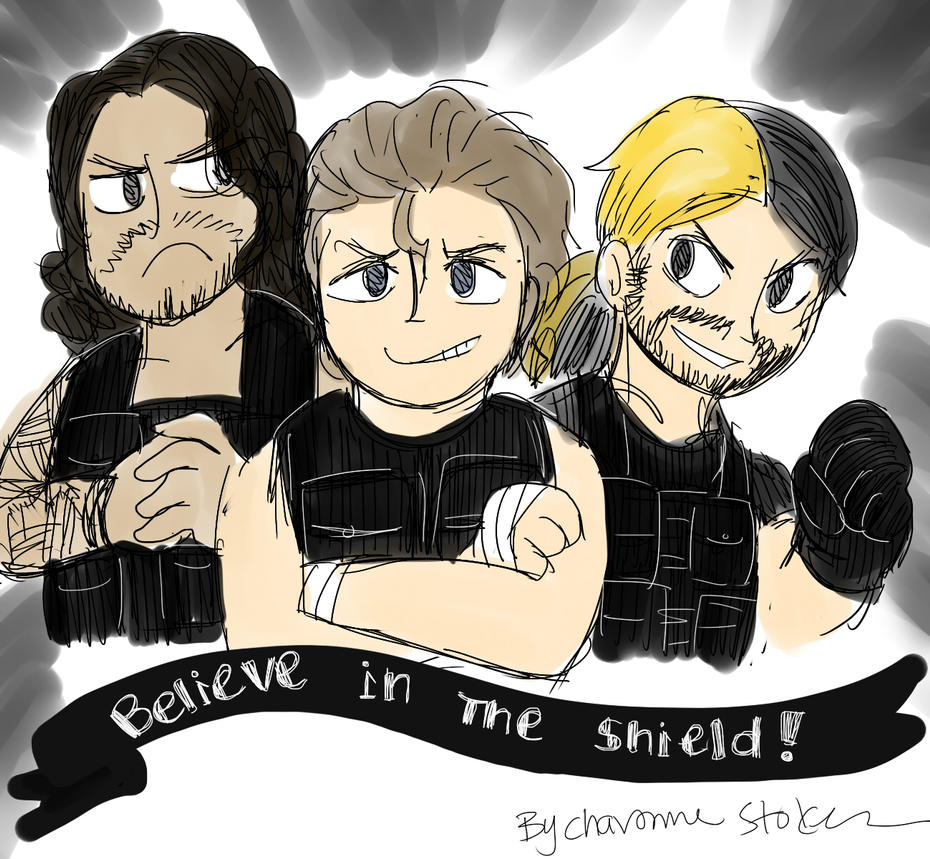 Happy Shieldiversary by Shinkumancer