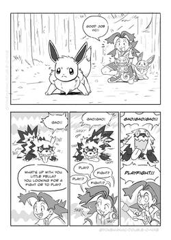 Galar Adventures - Little Thief - 11