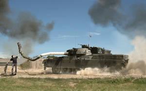 Tank Destroyer by benasayer