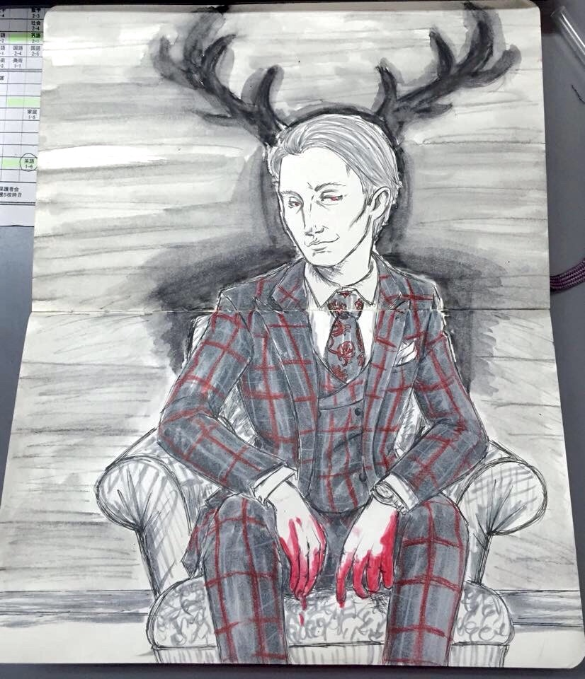 Hannibal by DivingSiren