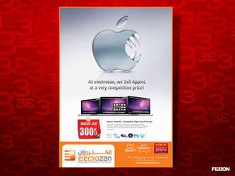 Apple ad by fer30n