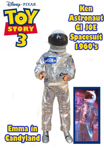 Ken Astronaut by Emma-in-candyland on DeviantArt