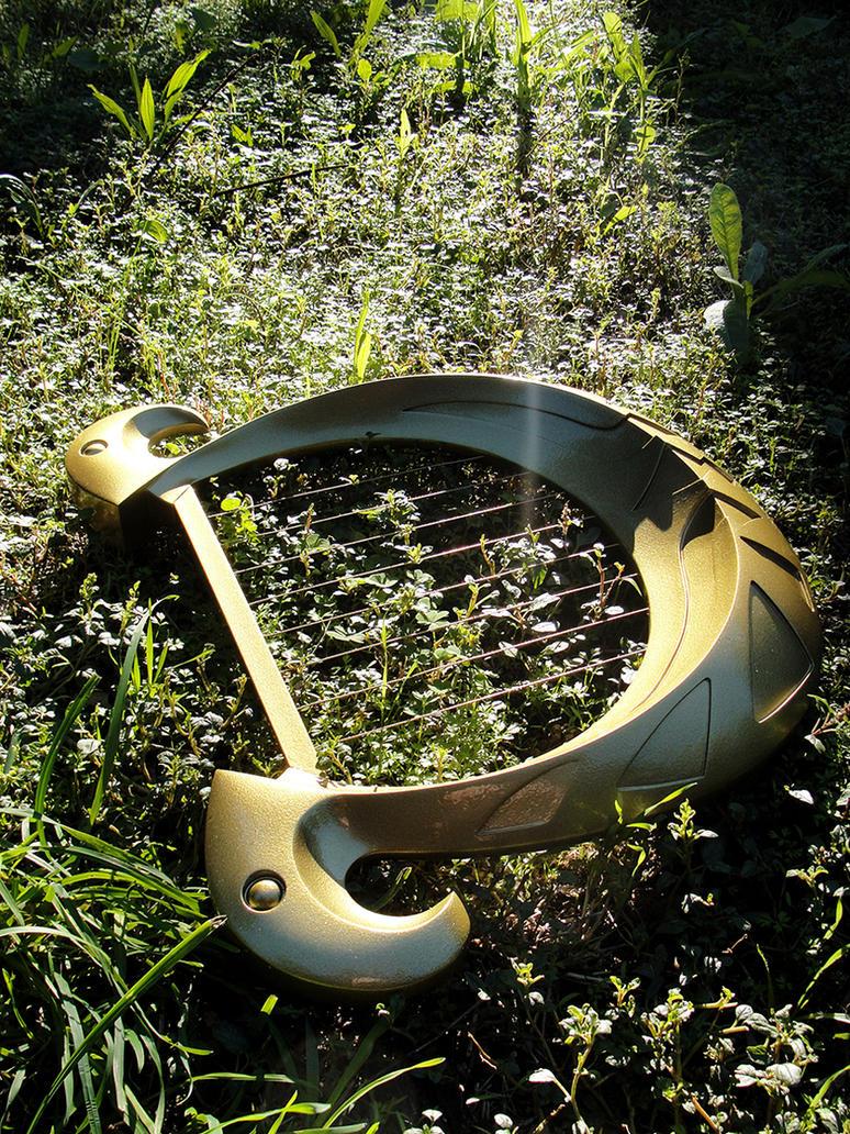 Goddess Harp by Emma-in-candyland