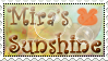 Sunshine Stamp by Miranthia