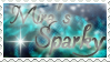 Sparky Stamp by Miranthia