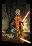 Cartoon KOTOR by RemiReckless