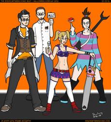 Webcomic Cosplay 2012