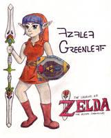 Azalea by jellybeansniper