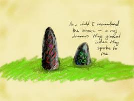 Stones by billiambabble