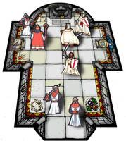 Templar Chapel perspective by billiambabble