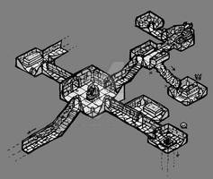 isometric dungeon test