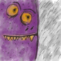 Purple in Rain