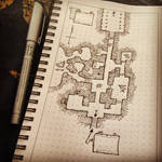 Dungeon map practice