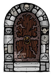 Wizard's Door by billiambabble