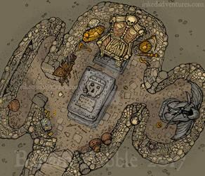 Crypt illustration