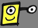Yellow Blinker Creature by billiambabble