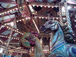 carousel animals by billiambabble