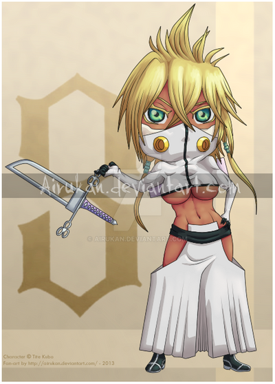 Bleach: Chibi Harribel by Airukan
