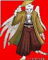 OC sprite: Byakko by Airukan