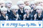#10 PNG Suga (BTS) By Min