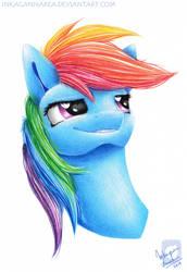 Rainbow Dash FANART