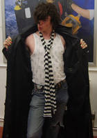Glam Punk Costume