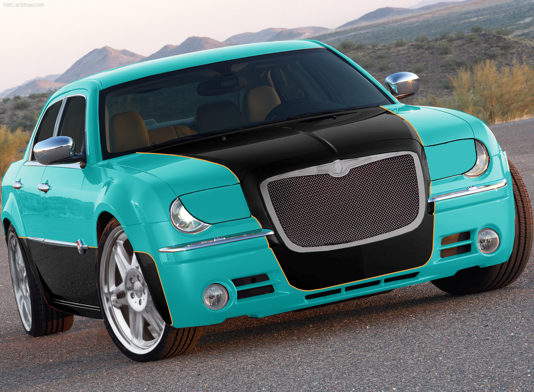 Features Galore for the 2012 Chrysler 300